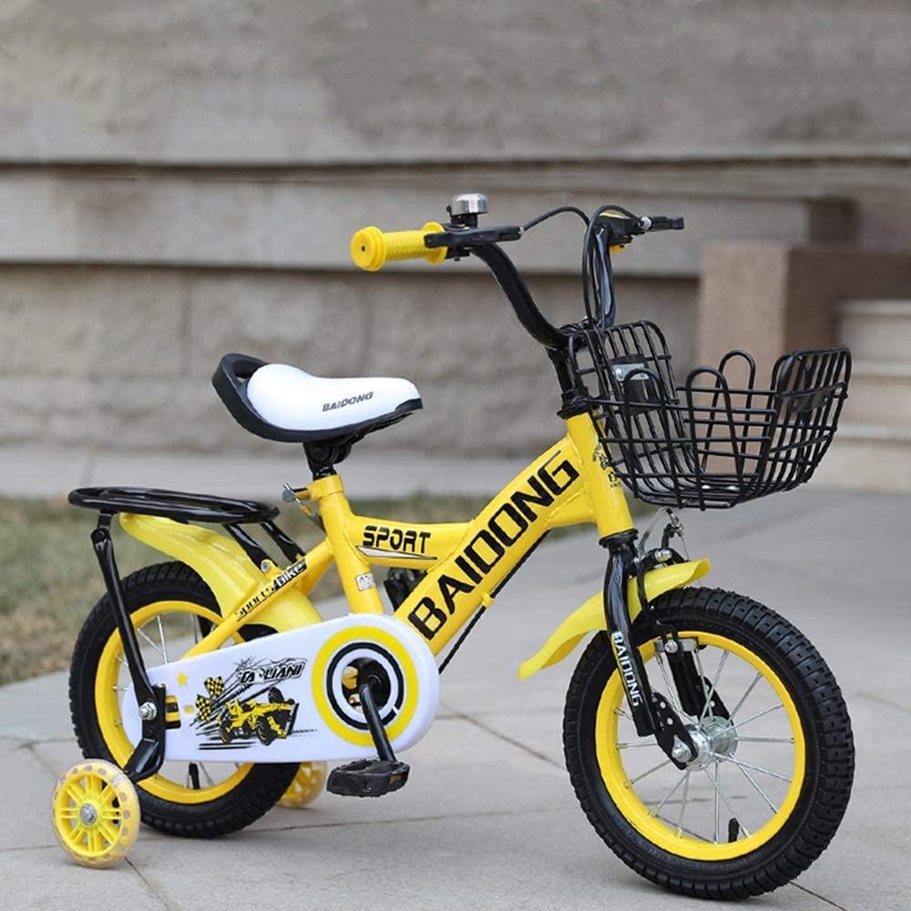 Axdwfd Kids Bike 12