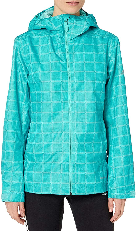 adidas Outdoor Women's 2 Layer Wandertag AOP Jacket