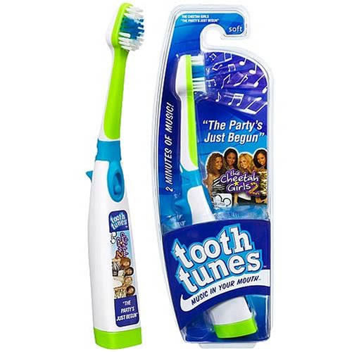 Tooth Tunes Musical Toothbrush: The Cheetah Girls -