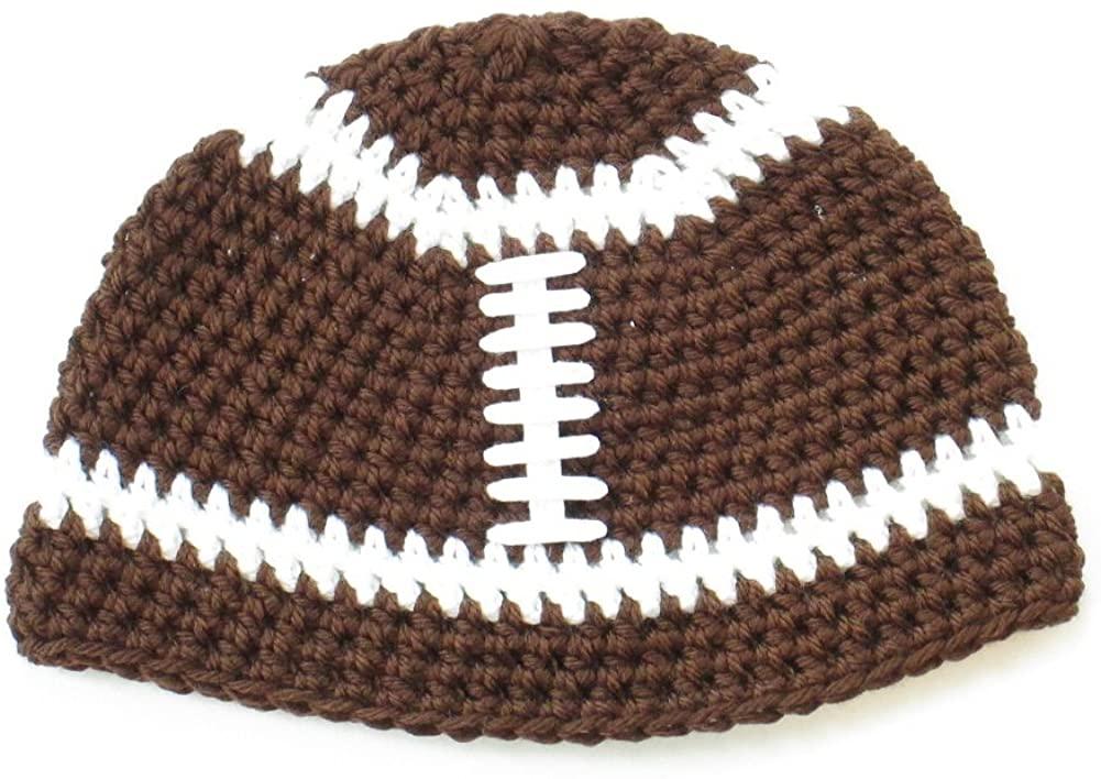 VTShop Kids Beanies Hat 18 X 6.5 Football