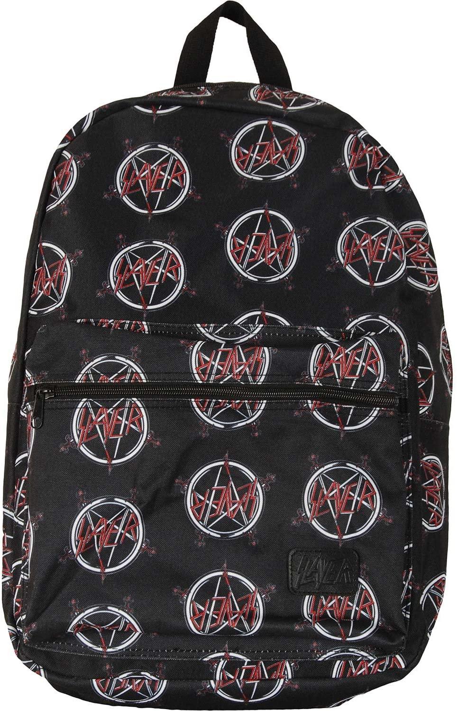 Slayer Allover Print Backpack Standard