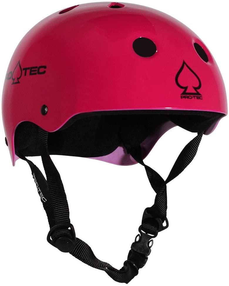Pro-Tec PROTEC (CPSC) Classic Gloss Pink XL Helmet