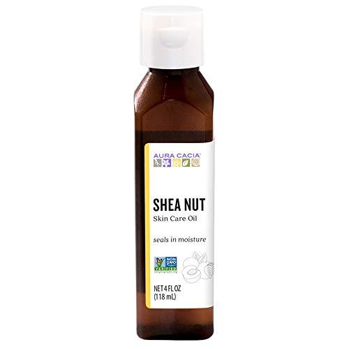 Aura Cacia Shea Nut Skin Care Oil | 4 fl. oz.