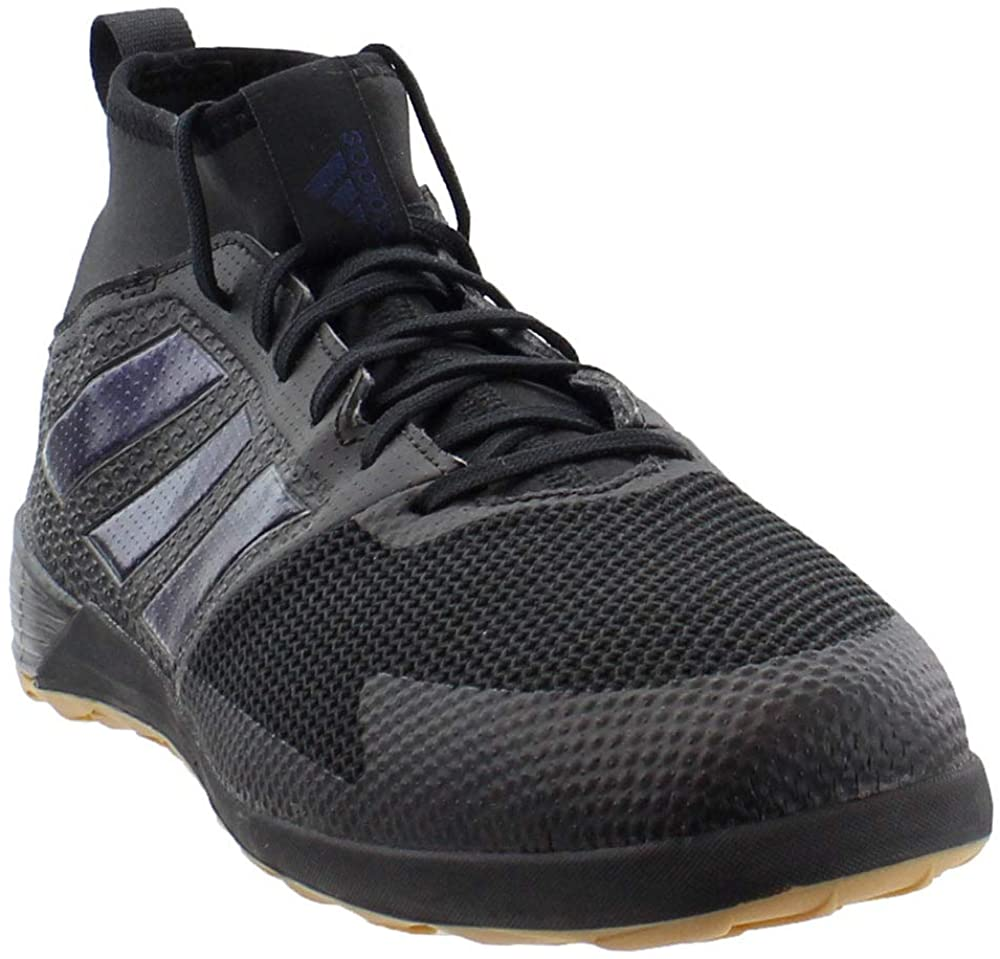 adidas Men's ACE Tango 17.3 Indoor Soccer Shoes CG3708,Size 13 Black