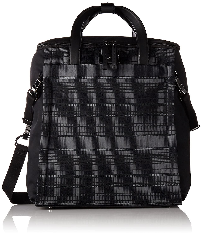 Skip Hop Highline Convertible Diaper Bag Backpack Black Granite One Size