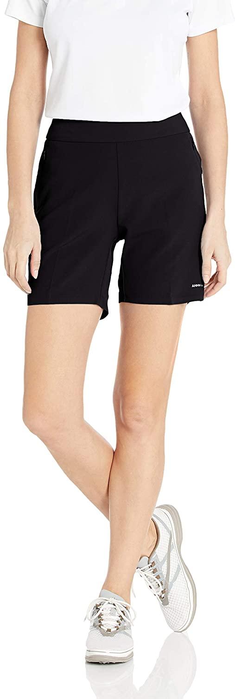 Cutter Women's Moisture Wicking Drytec UPF Competitor Pull-on Shorter Short