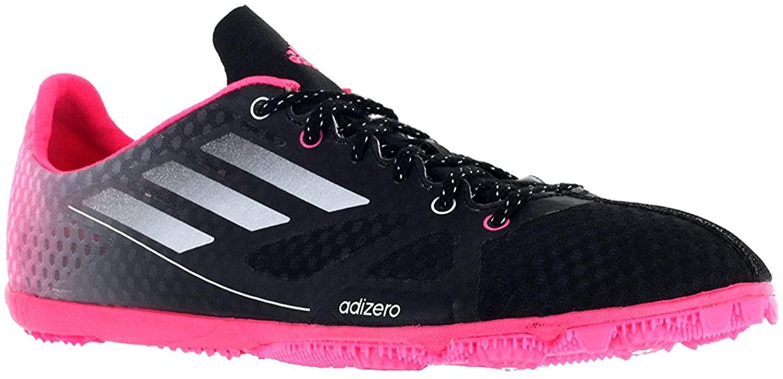 Adidas Women's Adizero Ambition black white Pink US 9 M
