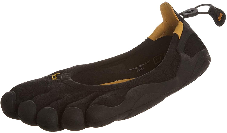 New Vibram FiveFingers Classic Black/Black 45 Mens Shoes