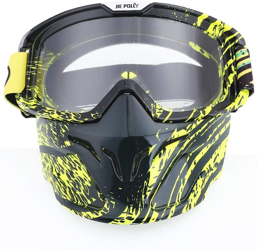 Home bathroom products Motocross Goggles, Motocross Goggles, Retro Goggles, Helmet Windproof, A05 Transparencies
