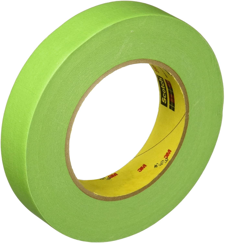 Scotch 26336 233+ 24 mm x 55 m Performance Masking Tape (Pack of 24)