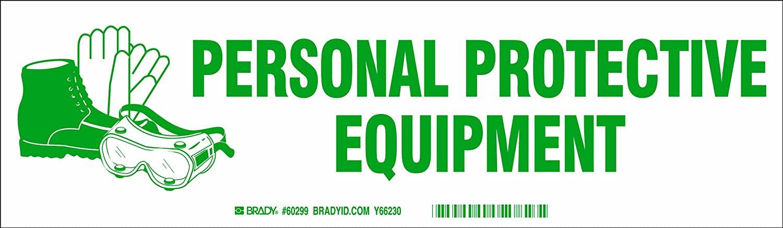Brady 60299, Cabinet Label , 3 1/2