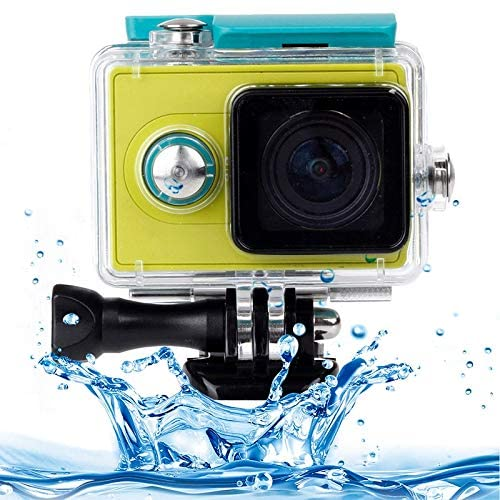 Protective Case, XM39-C Waterproof Housing Protective Case with Buckle Basic Mount for Xiaomi Xiaoyi Sport Camera, Waterproof Depth: 45m