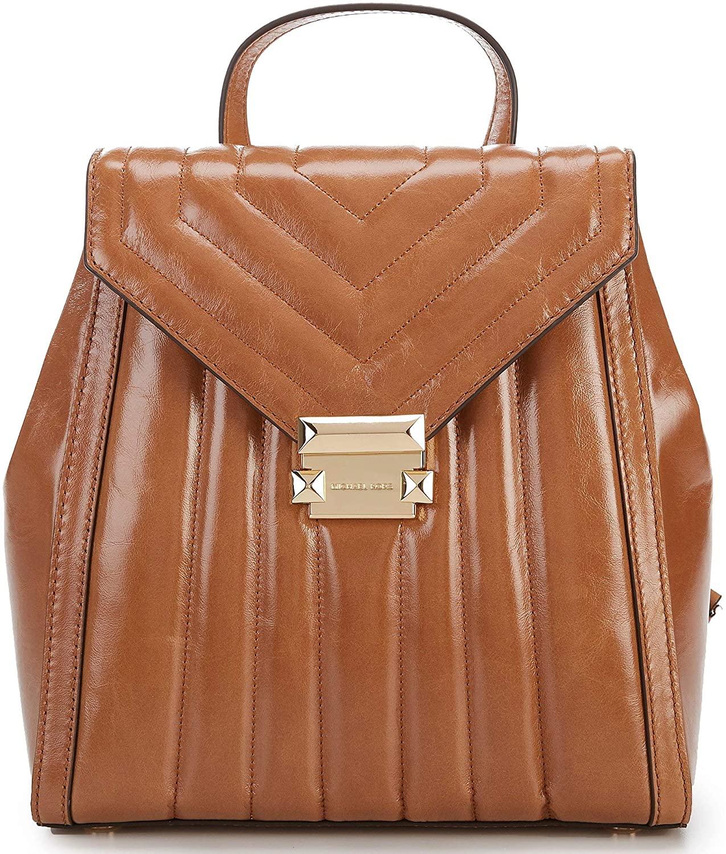 MICHAEL Michael Kors Women Whitney Medium Leather Backpack