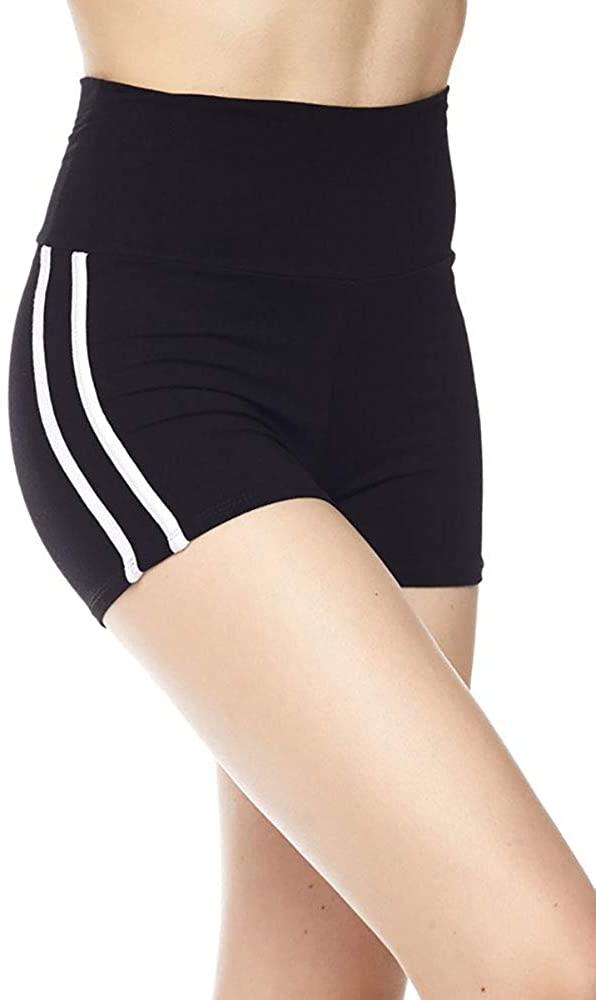 Makkat Women's Workout Yoga Gym Cotton Hot Shorts