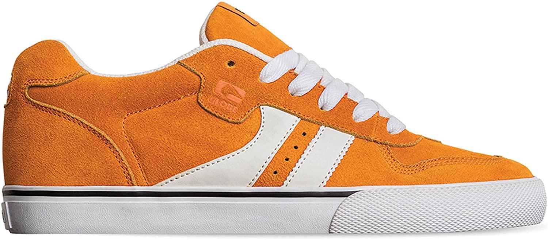 Globe Men's Skateboarding Shoes, Multicolour Orange White 000