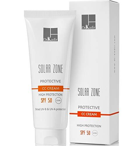 Dr. Kadir Solar Zone Protective CC Cream SPF 50 75ml