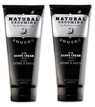 Herban Cowboy Dusk Premium Shave Cream, 6.7 Fluid Ounce (2 Pack)