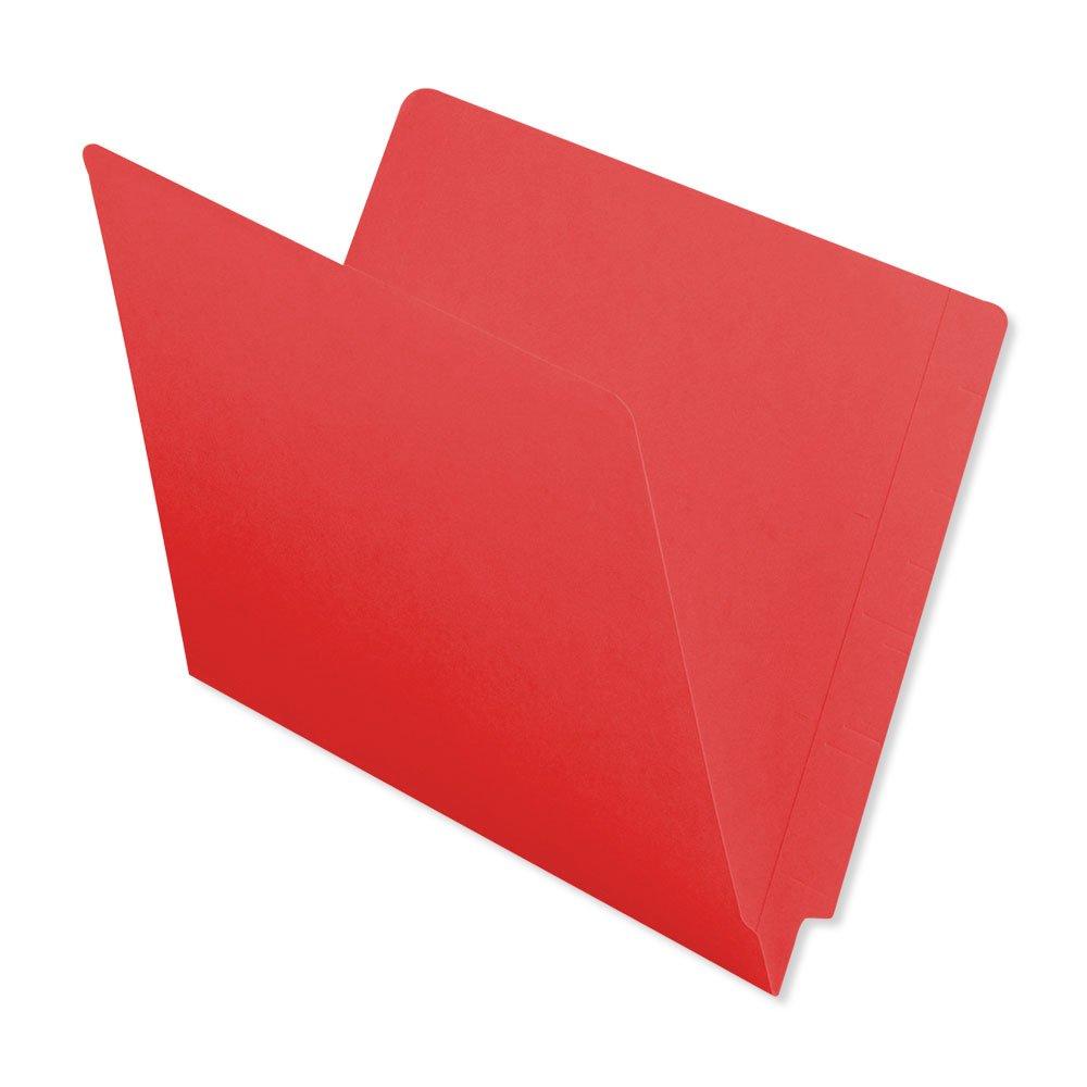 BARKLEY MATCH ETF226R End Tab Folder, 2-ply, No FAS, 11Pt Color Stock, Flush Front, 12 1/4