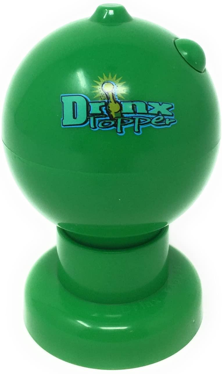 Bottle Top Salt Rimmer - Drink Topper (No Sample Salt Included, Green)