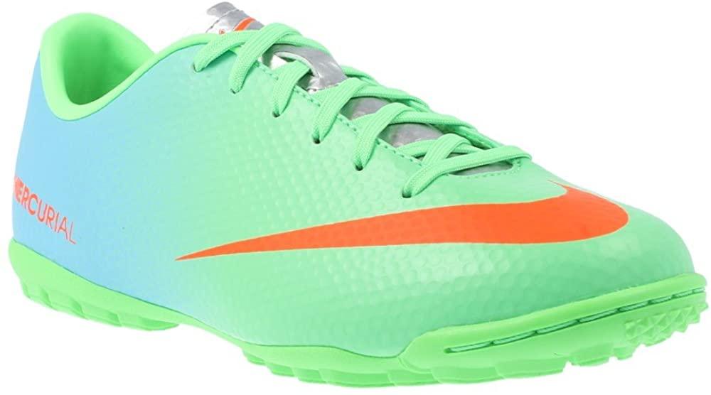 Nike Mercurial Victory IV TF Junior Turf Soccer Shoes