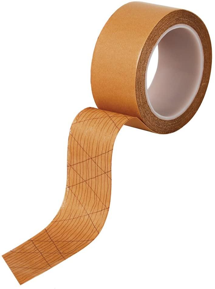 QEP 50-550 Acrylic Tape, 1-7/8-Inch x 75 foot Roll, Brown