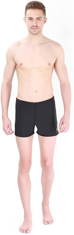 TYR Men's Swimming Square Leg/Swimming Shorts