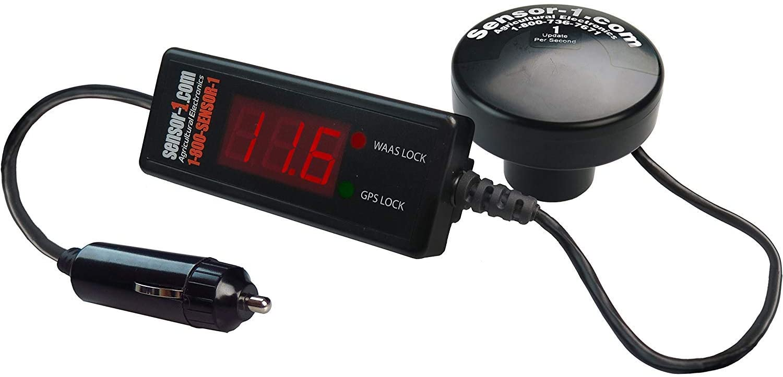Sensor-1 DS-GPSD-CIG1, Black