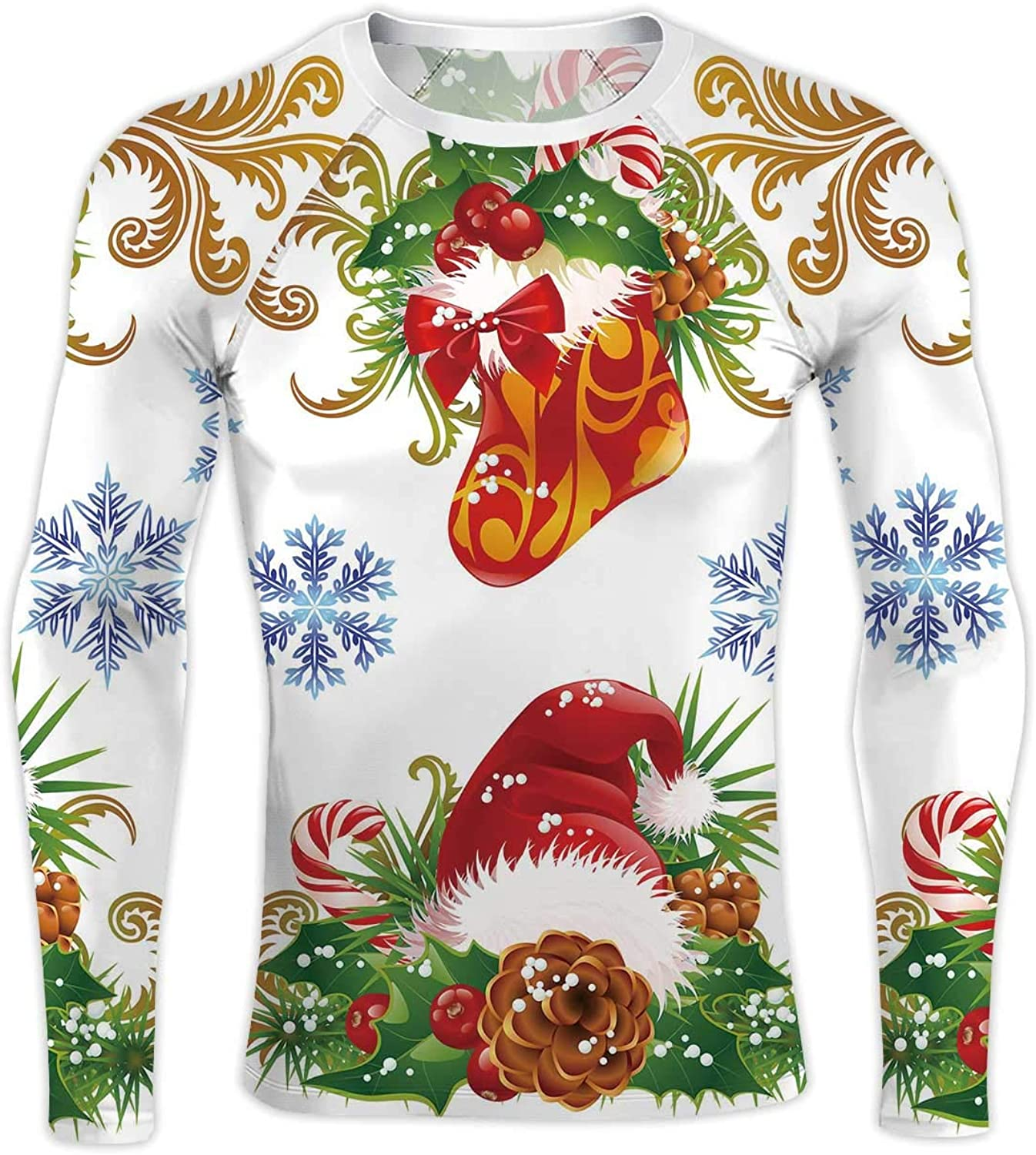 Pet Dog Puppy Doing his Toilet Hungary,Compression Baselayer Tops Long Sleeve T-Shirts Animal S