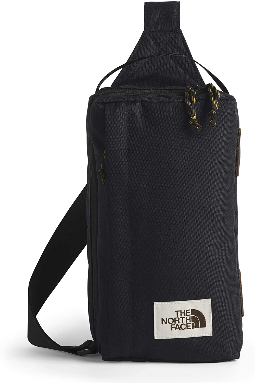 The North Face Field Bag, TNF Black Heather, OS