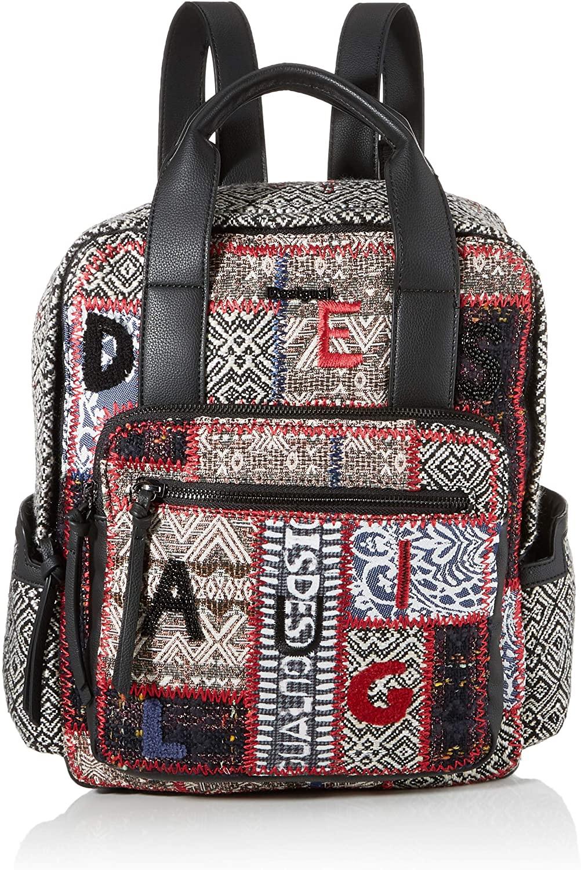 Desigual Backpack Patch 1968 Randers