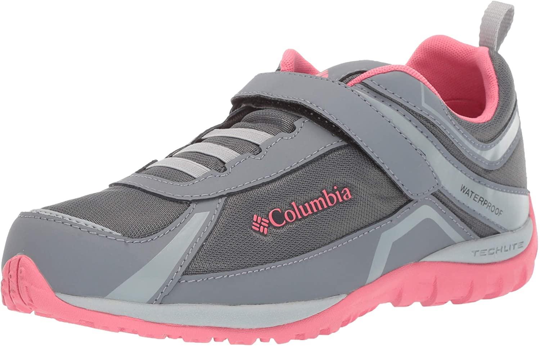 Columbia Kids' Youth Conspiracy Waterproof Hiking Shoe