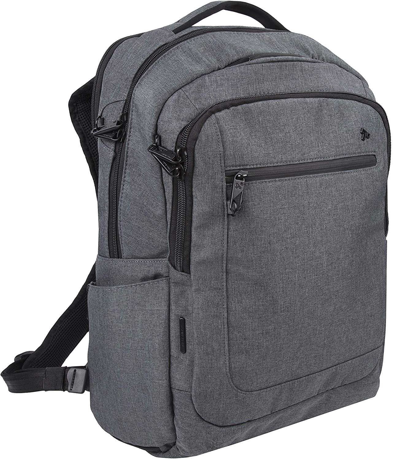 Travelon Anti-Theft Urban Backpack, Slate, One Size
