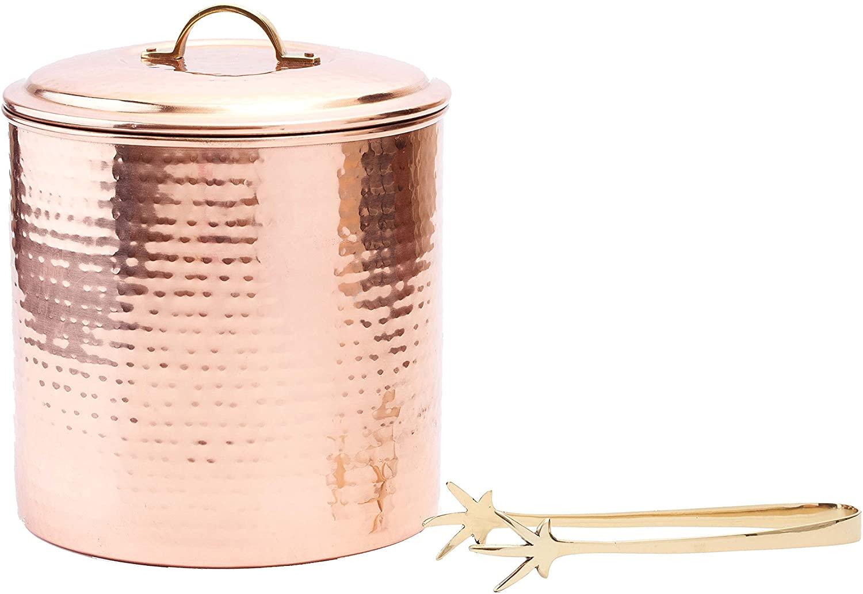 Old Dutch International Old Dutch Ice Bucket, 3 quart, Copper