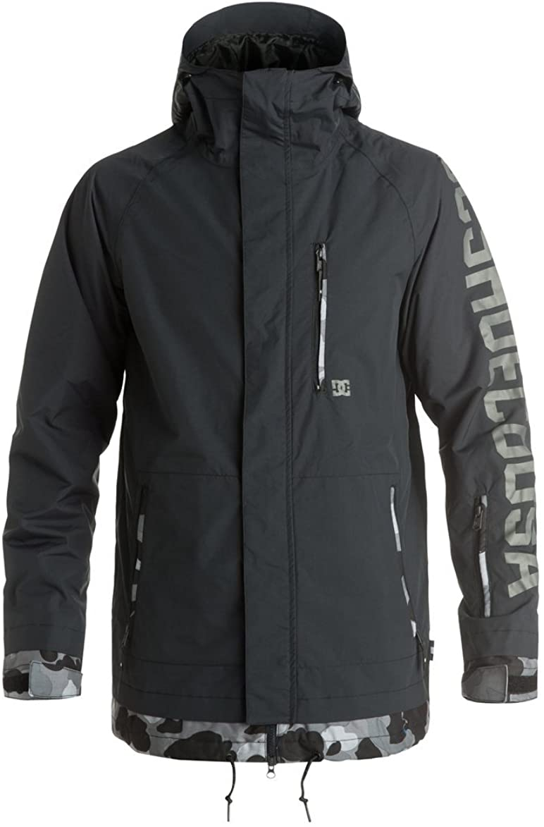 DC Mens Ripley 10k Water Proof Insulated Snow Jacket