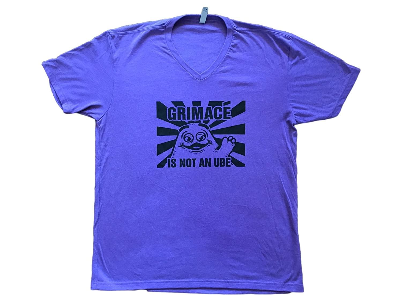Scott-Vincent Borba Grimace Is Not An Ube Men's Fashion T-shirt