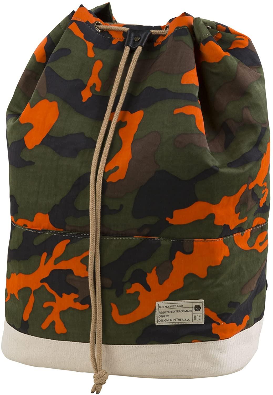 HEX Watney Range Backpack (Orange Camo - HX2202-ORCA)