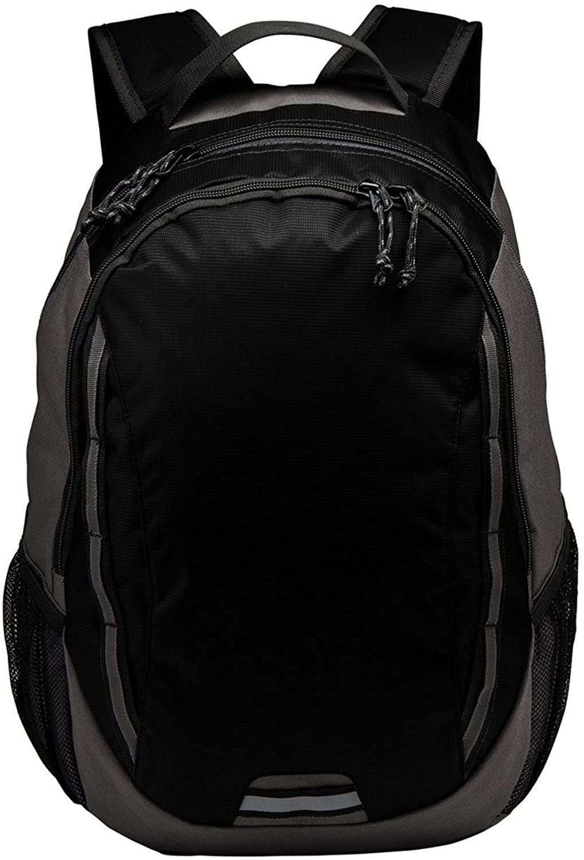 Port Authority Ridge Backpack OSFA Black/ Dark Charcoal