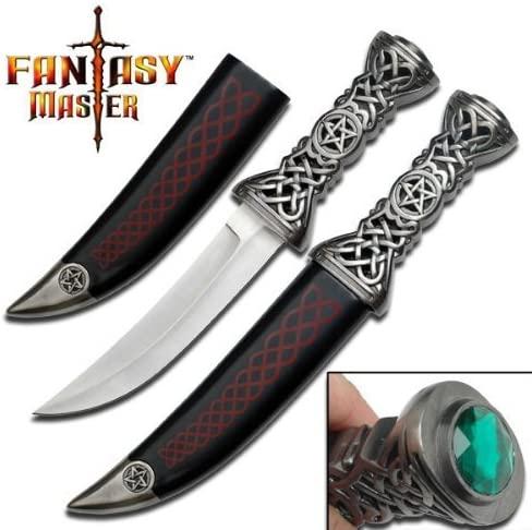 Fantasy Master FM646 Fantasy Fixed Blade 12-Inch Overall