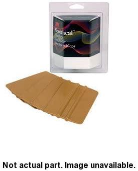 3M Company 72314 Scotchcal Striping Tape, 72314, Light Slate Metallic, 5/16