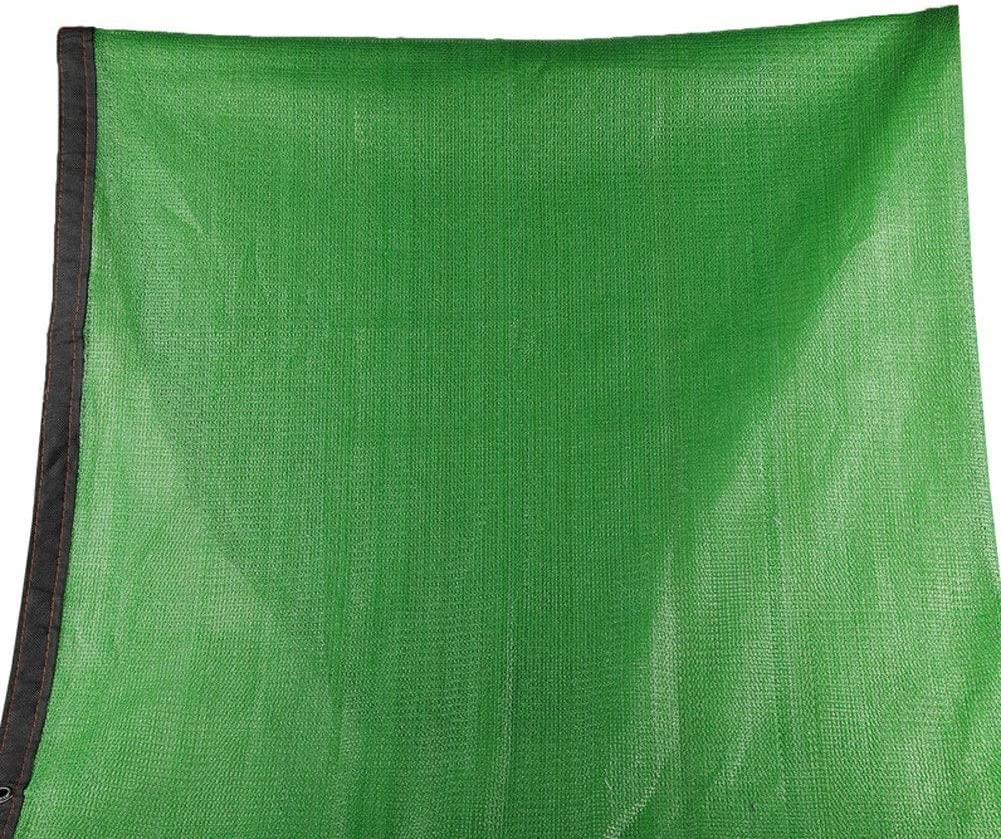 WXR Top Shade Cloth 80% Green Shade Netting with Grommets UV Block Shade Tarp withencryption Shading net