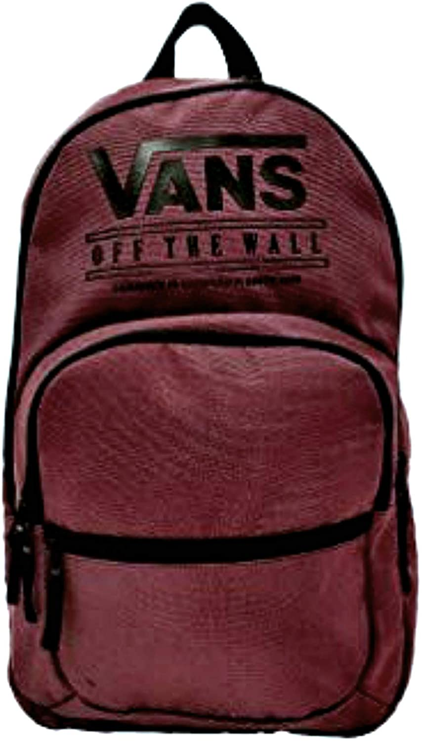 Vans OFF THE WALL Motiveatee Backpack Tawny Port OS VN0A4B28SQ3