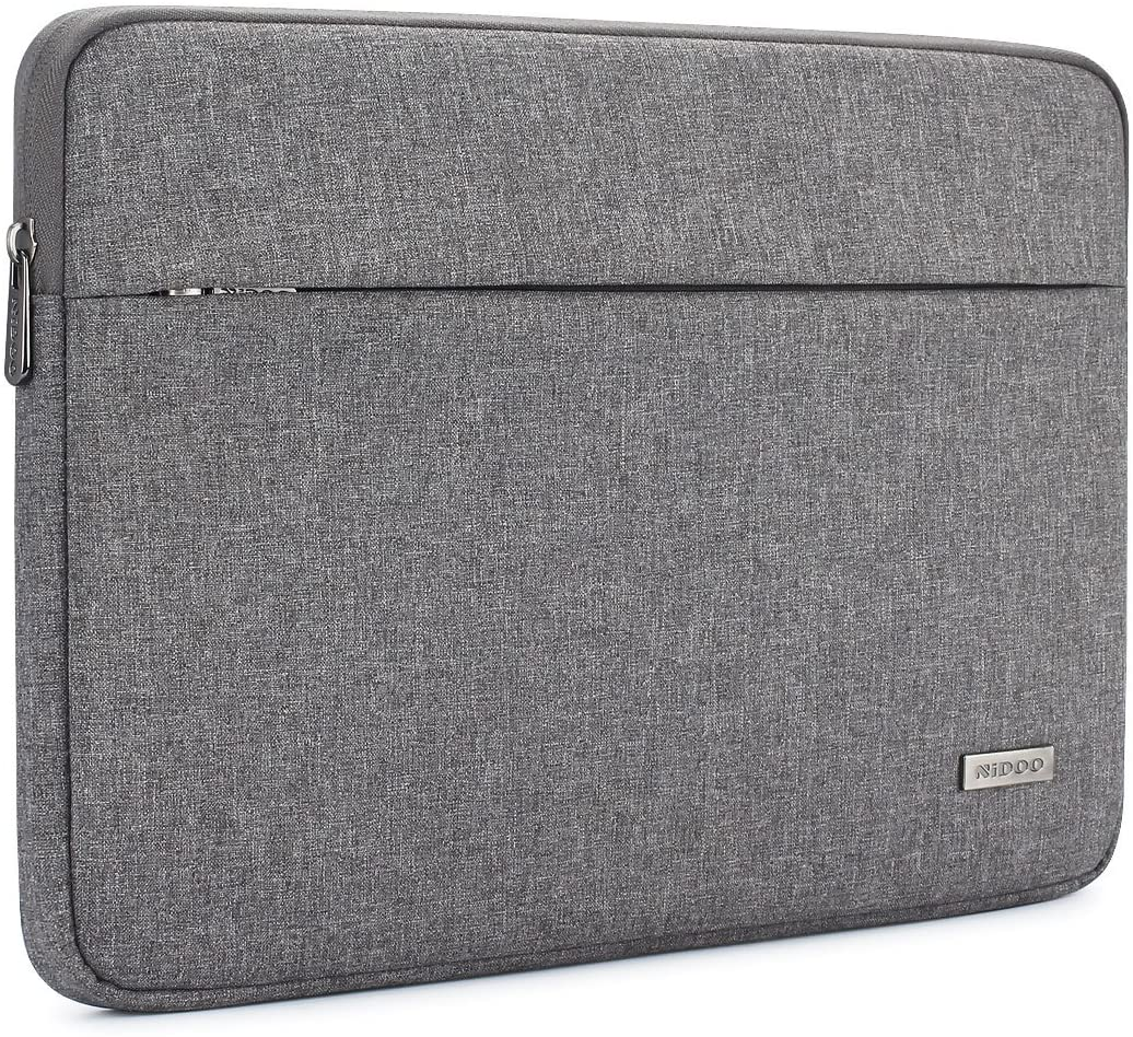 NIDOO 12.5 Inch Laptop Sleeve Case Computer Bag Protective Cover for 12.9