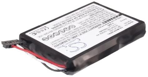 GAXI Battery for Mitac Mio Spirit 680, Mio Spirit 685, Mio Spirit 687 Replacement for P/N 541380530005, 541380530006, BL-LP1230/11-D00001U