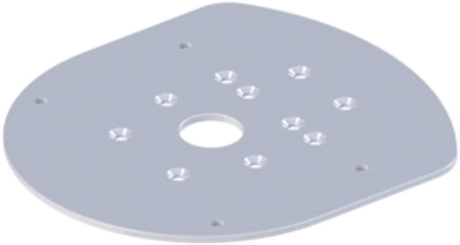 Edson Vision Series Mounting Plate f/Raymarine Domes & Quantum Radar [68551]