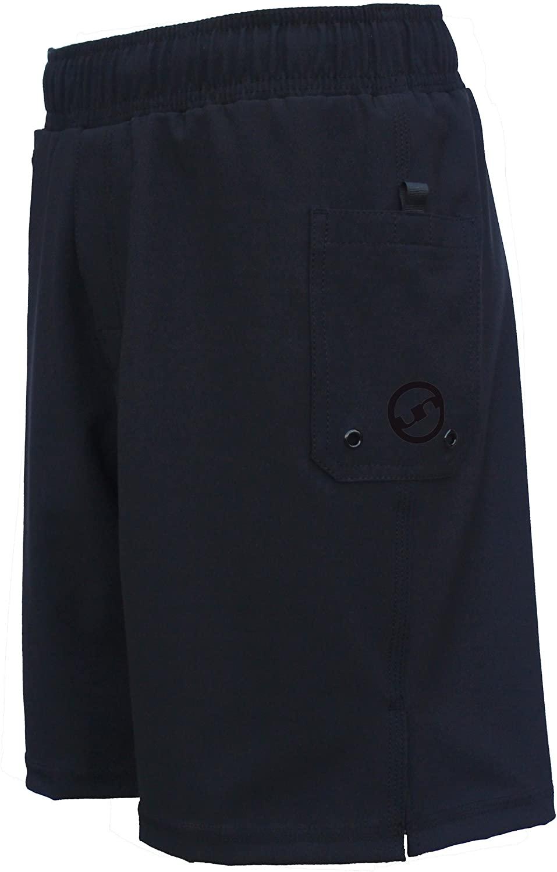 UN92 E1 Cross Training Shorts_Black_S-Tall