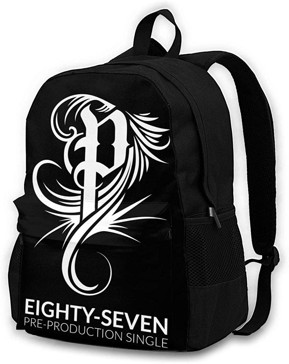 Polyphia Unique Outdoor Shoulder Bag Fabric Backpack Adult Multipurpose Backpack