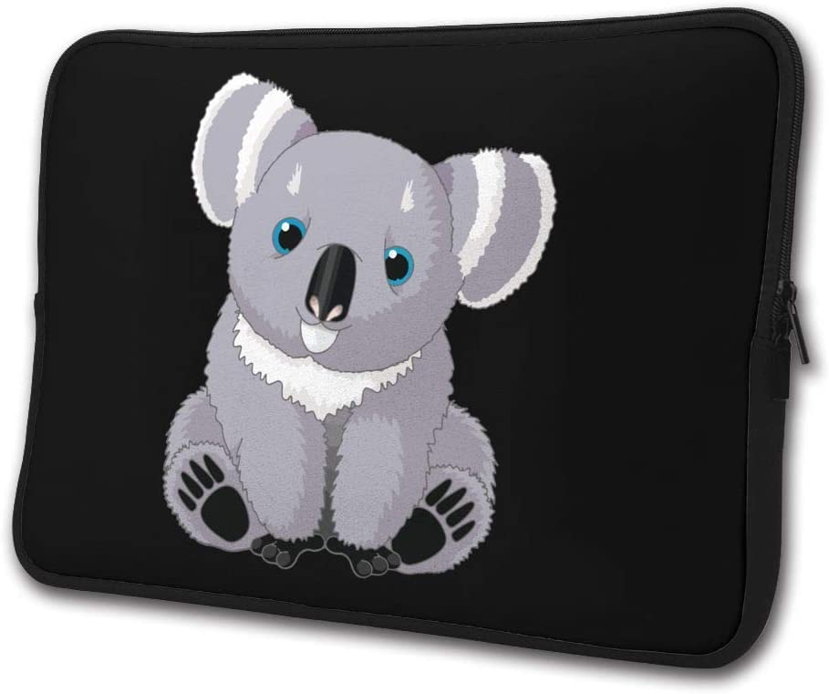 SWEET-YZ Laptop Sleeve Case Koala Notebook Computer Cover Bag Compatible 13-15 Inch Laptop