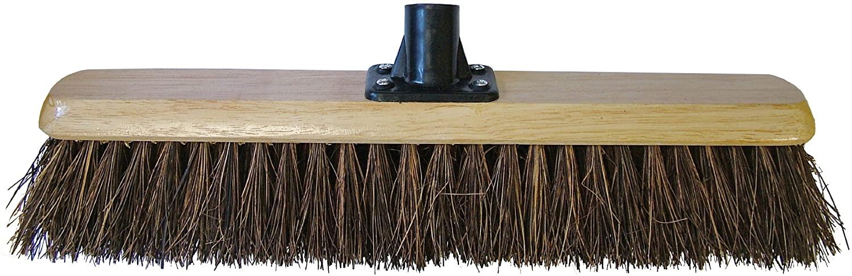 Faithfull 18-inch Bassine Platform Broom Head