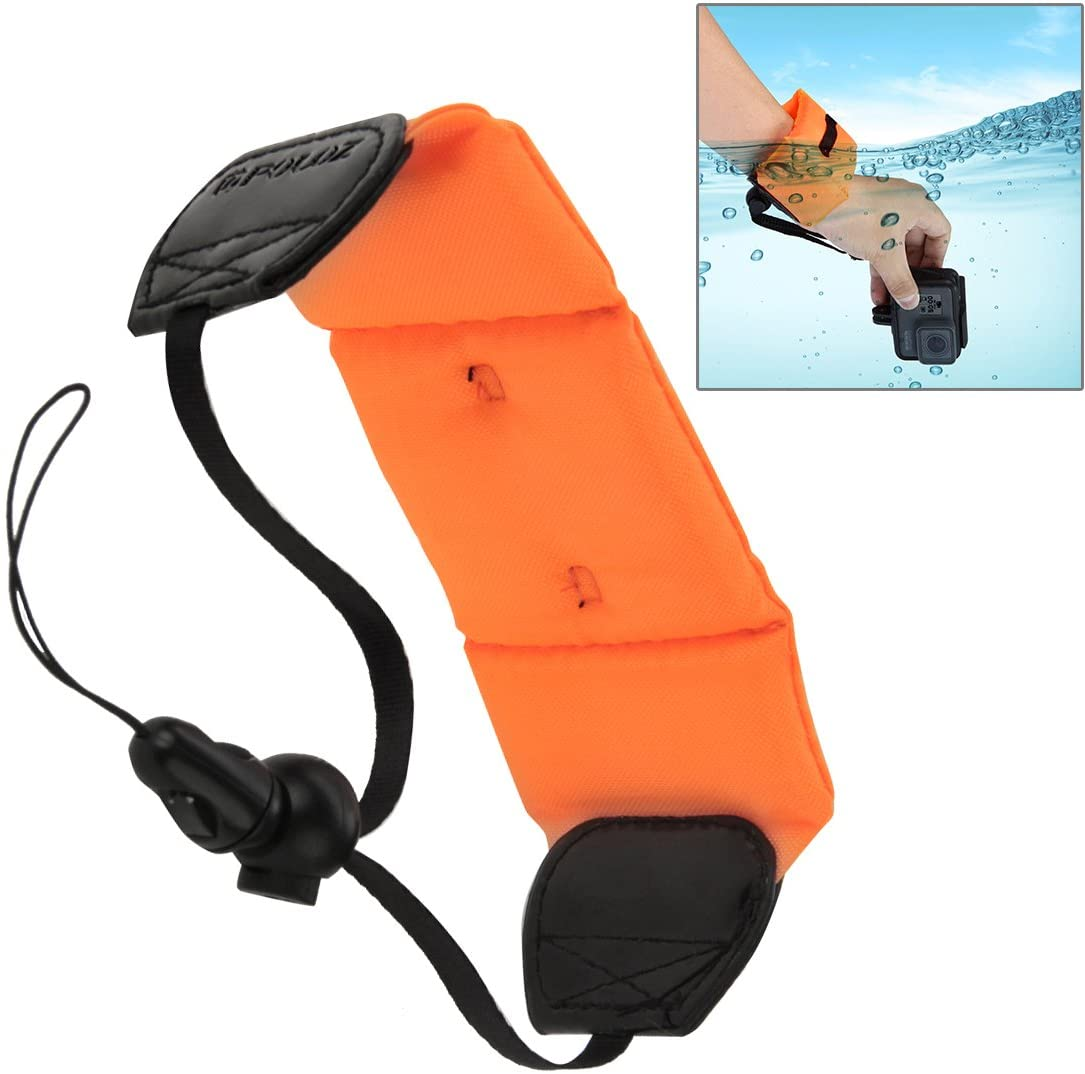 Yifant Waterproof Floating Wrist Band for DJI OSMO Action Camera Expansion Accessories Buoyancy Belt Underwater Diving Strap