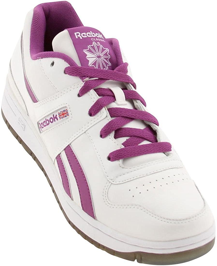 Reebok Big Kids Kool - Aid Pro Legacy (White/Purple)